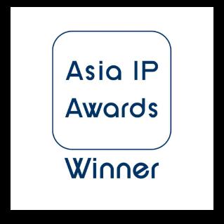 Asia IP Awards Winner