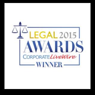 Corporate Livewire Winner Awards