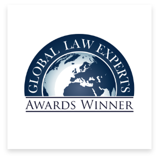 Global Law Experts Awards Winner